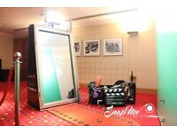 Magic Mirror / Photo booth / Ferrero Tower / Candy Floss / Popcorn Machine - Hire