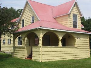 Maison à étages, Matapédia