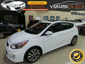 2017 Hyundai Accent SE SE| SUNROOF| HEATED SEATS| ALLOYS