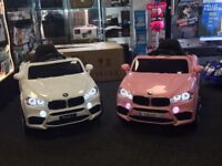 BMW X5 Style In Pink & a White, Delivery Available