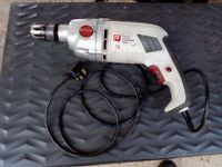 Performance Power Corded Hammer drills, one 710w and another 1050w