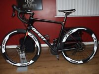 AS NEW 2017 GIANT DEFY ADVANCED 1 ROAD BIKE ... I WONT ANSWER TEXT MESGS !!!