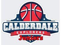 Calderdale Explorers Juniors looking for friendly Games