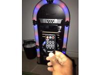 Bluetooth speaker (jukebox)