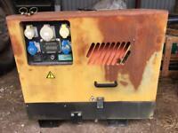 Pramak UK Ltd Single phase diesel generator