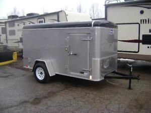 5x10 United Cargo Trailer ULH