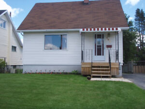 3 Bedroom Home in Quiet Timmins Neighbourhood