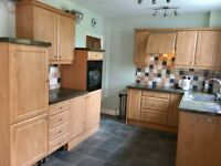 KITCHEN -BELLA ASHFORD IN HONEY BIRCH