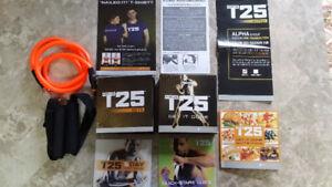 T25 Focus - Shaun T - 25 Min/Day - Alpha/Beta + Gamma!