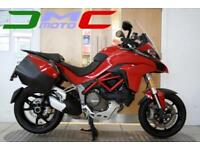 2016 Ducati Multistrada 1200 ABS + Touring Pack Red 4,551 Miles | £149 pcm