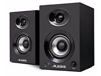 Alesis Elevate 3 Powered Desktop Studio Monitor Speakers