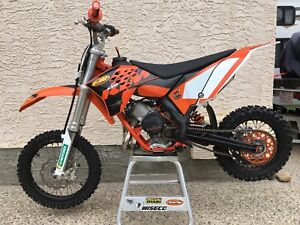 2009 KTM 65sx-may take trades-Rekluse autoclutch installed