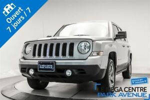 2015 Jeep Patriot **RÉSERVÉ**HIGH ALTITUDE, CUIR TOIT AWD