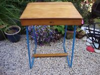 "Vintage Child's Desk,By"" Triang""."