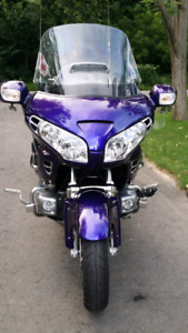 2002 HONDA GOLDWING 1800 ABS