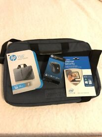 "HP 15-ay013na 15.6"" Quad Core Laptop Intel Pentium N3710 + HP bag + wireless mouse + Mcafee"