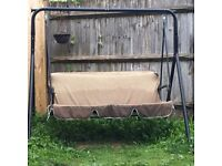 Garden swing, free to collect.
