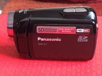 PANASONIC SDR-S7 CAMCORDER