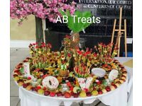 Wedding Fruit Displays Sweet Tables LED light stands Chocolate Favours Dessert Shots cups stands