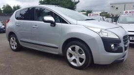 PEUGEOT 3008 EXCLUSIVE HDI SEMI AUTOMATIC / 2010 / FULL SERVICE HISTORY