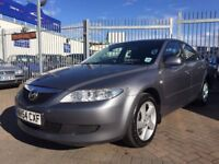 2005 54 MAZDA 6 2.0 PETROL CHEAP BARGAIN RUNNER SUPERB CONDITION AND DRIVE READY TO DRIVE AWAY TODAY