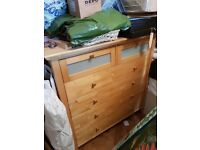 John Lewis chest of drawers