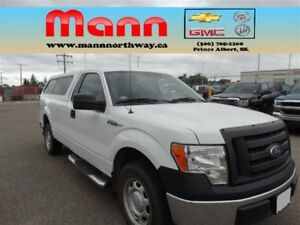 2010 Ford F-150 XL | PST paid, 8' Box, Painted Canopy.