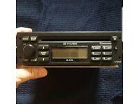 Hyundai CD radio