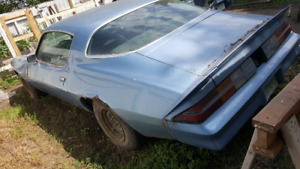 1981 Chevrolet Camaro Coupe   For Sale as is  $2500 OBO