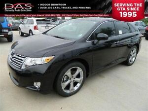 2012 Toyota Venza AWD LEATHER/PANORAMIC SUNROOF