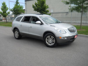 2009 Buick Enclave, 7 passanger, Automatic, 3/Y warranty availab