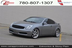 2005 INFINITI G35 Coupe***LOOK AT THE PRICE***