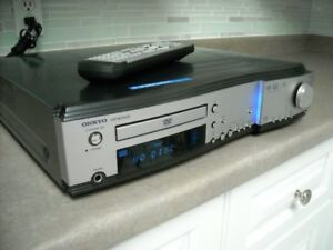 Onkyo Dr-S2.2 5.1 Home Theater Receiver Plus DVDCD Stereo Player