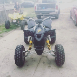 2008 can am dsx 450
