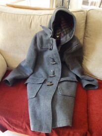 Origonal English duffel coat