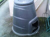manure bin free to collect