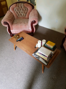 Love seat couch and chair with coffee table 200 obo in kelowna