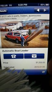 Automatic Boat Loader