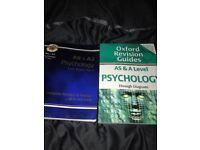 Psychology AS level books for sale  West Midlands