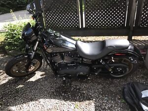 2017 Harley Low Riser S with tons of extras