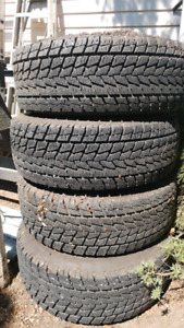 Open Country Winter Tires. R15