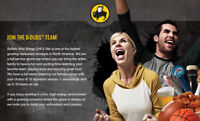 Buffalo Wild Wings Now Hiring for all Hourly Positions