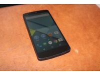 LG Nexus 5 (Black) Unlocked