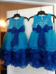 BRAND NEW GIRLS FORMAL PARTY/WEDDING GOWNS...