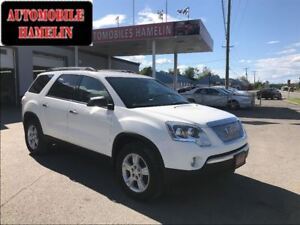 2012 GMC Acadia sle2 4x4 8 places mags