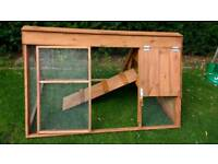 Rabbit hutch/run. Chicken coop NEW