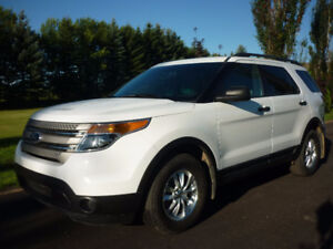 2013 Ford Explorer SUV 4X4, CLEAN CARPROOF, 3rd ROW SEATING
