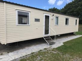 AS NEW 3 BEDROOM Caravan for Sale Trecco Bay Porthcawl. Excellent site position