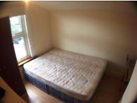 CHEAP DOUBLE --- LOW DEPOSIT --- CLEAN FLAT --- ALL BILLS + LIVING ROOM