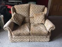 Sofa 2 seater with additional loose covers